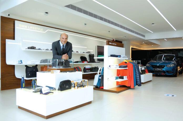 BMW-Dealer-Mr.-Gautham-Gudigopuram,-Dealer-Partner,-KUN-Exclusive-Hyderaba